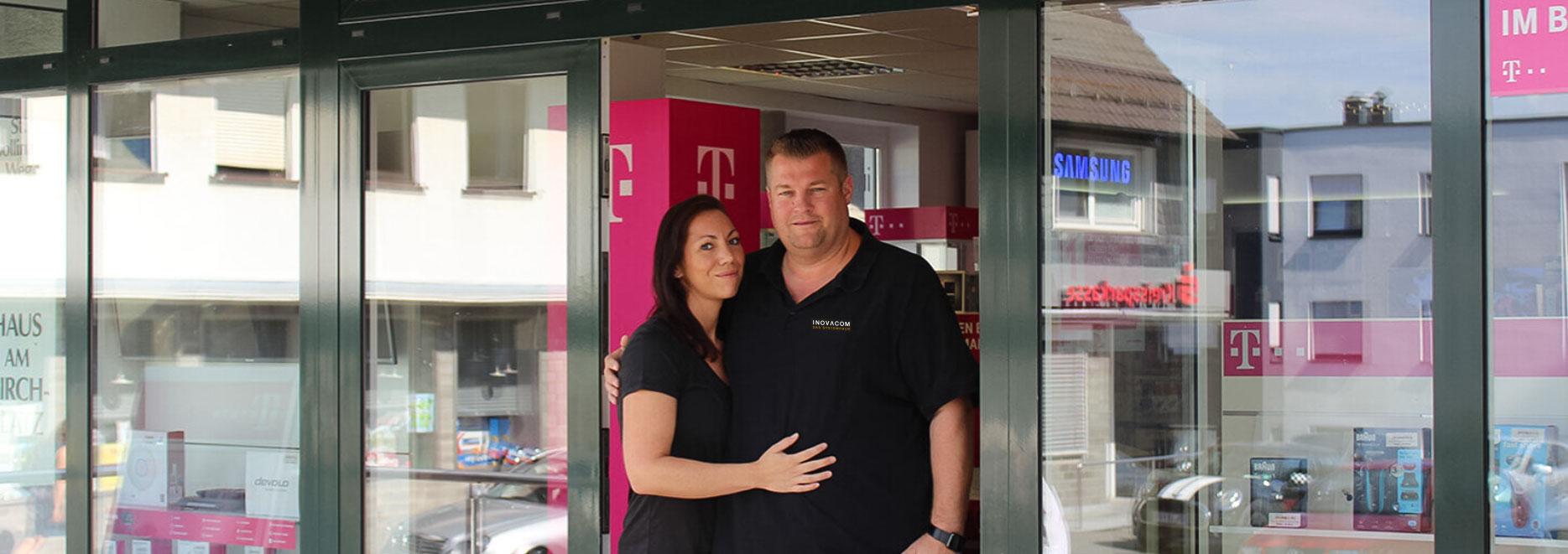 Denny und Rebecca 1